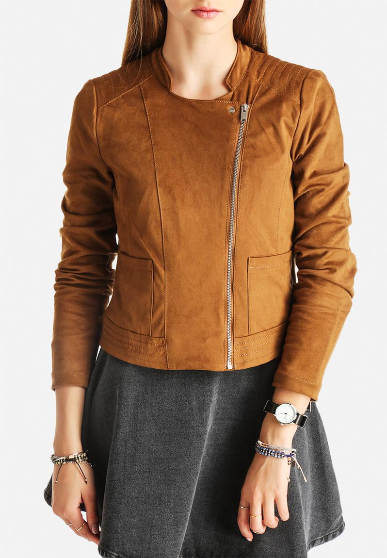 Suede Jacket Outfits For Men 20 Ways To Wear A Suede Jacket: Ally Short Faux Suede Jacket