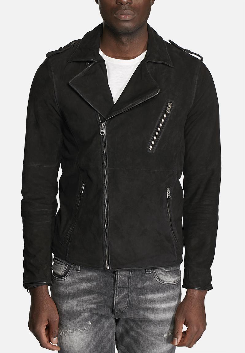 Leather jacket jack and jones - Next