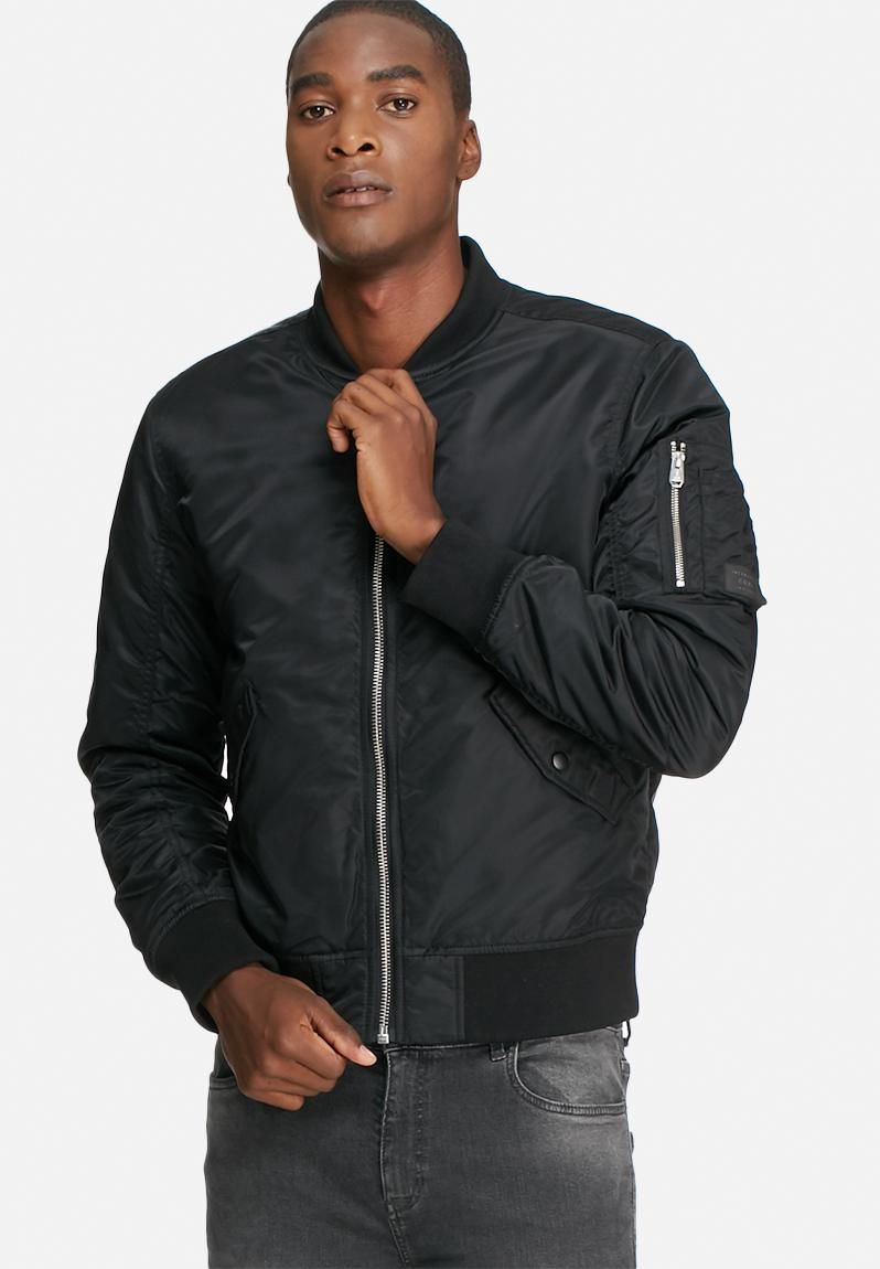 Leather jacket jack and jones - Previous