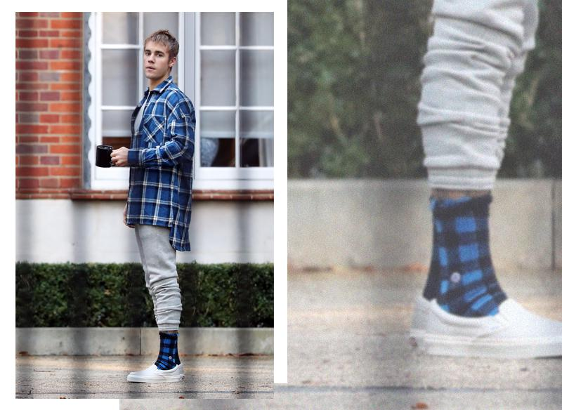 GET THE LOOK: WINTER WITH BIEBER