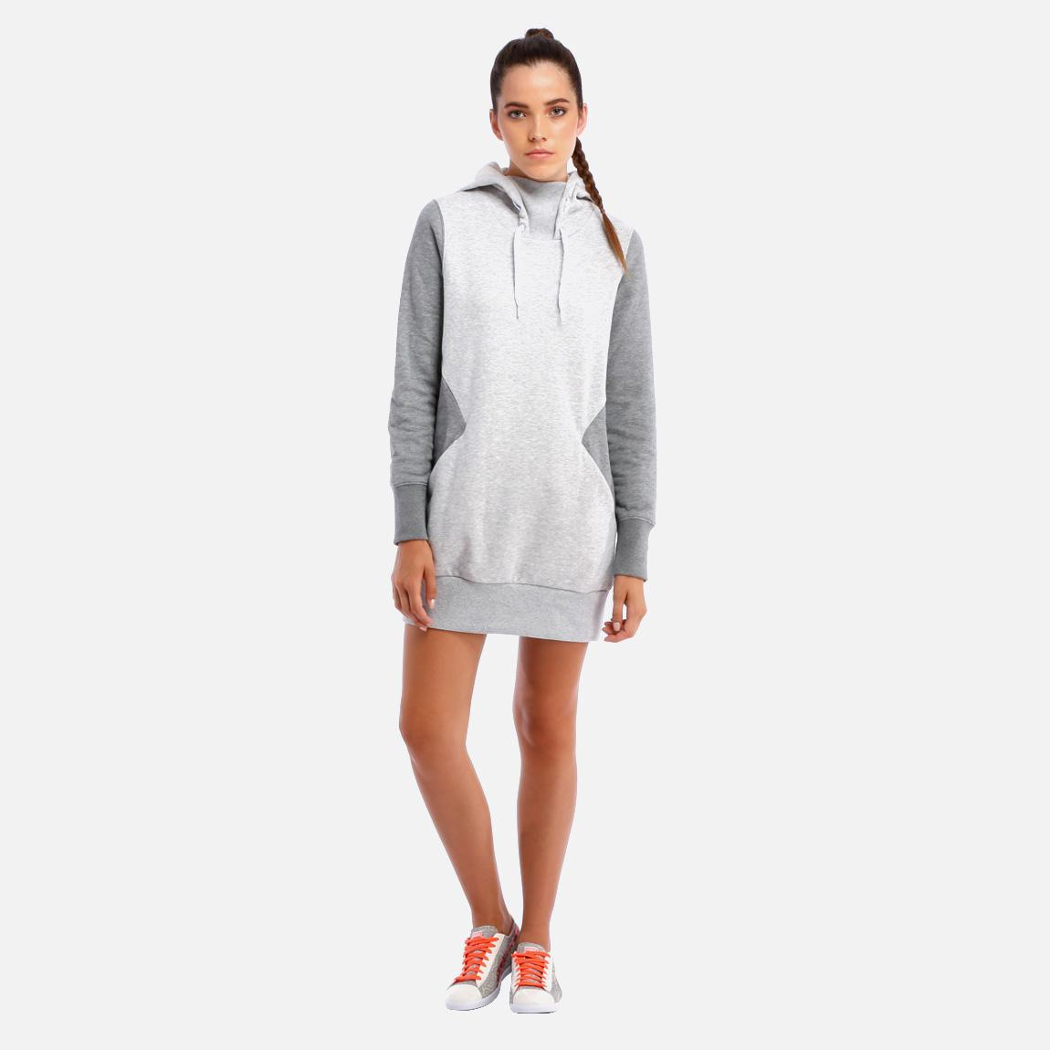Sweat dress light grey heather puma t shirts for How to not sweat through dress shirts