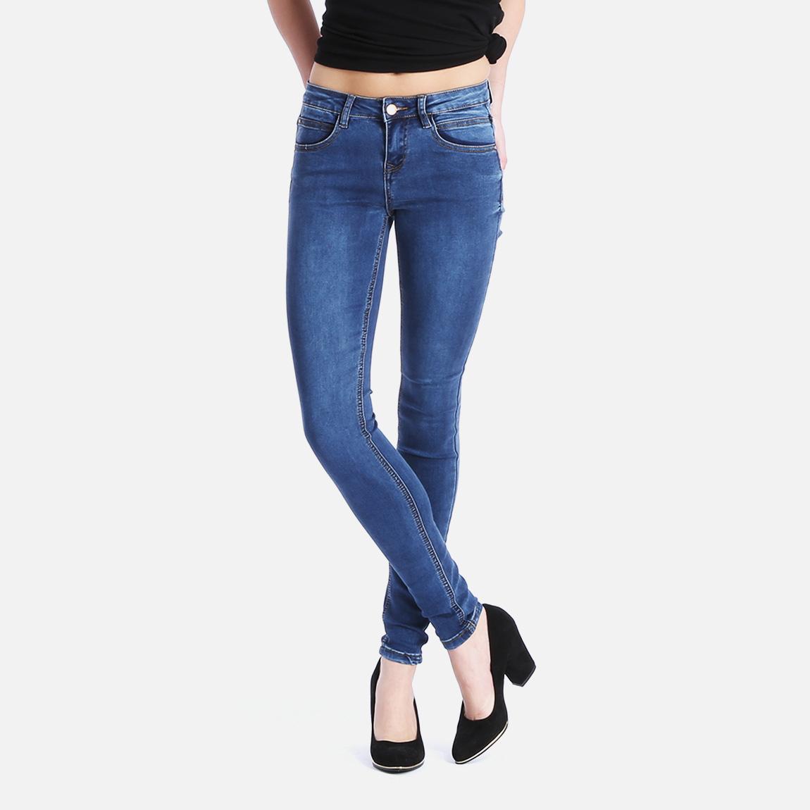 supersoft superskinny jeans dark blue new look jeans. Black Bedroom Furniture Sets. Home Design Ideas