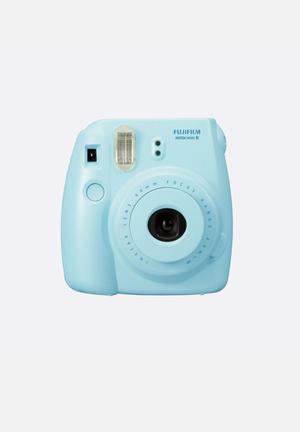Fujifilm Instax Mini 8 Instant Fim Camera Blue