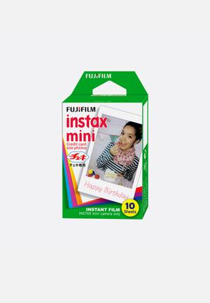 Fujifilm Colour Film Instax Mini Film Cameras & Accessories