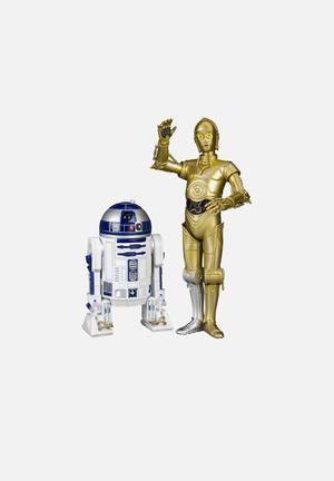 Kotobukiya R2-D2 & C-3PO Set Toys & LEGO PVC ABS