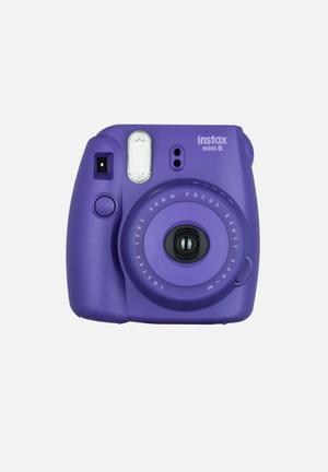 Fujifilm Instax Mini 8 Camera Purple