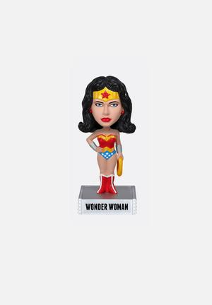 Funko Wonder Woman Toys & LEGO Plastic