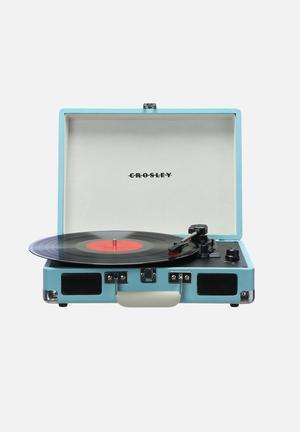 Crosley Cruiser Audio Turquoise