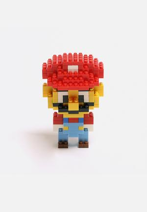 Diamond Blocks Mario Toys & LEGO Plastic