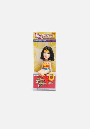 Funko Wonder Woman Computer Sitter Toys & LEGO Plastic