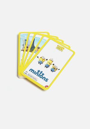 Top Trumps Top Trumps - Minions Games & Puzzles