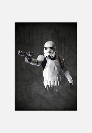 William Teal Stormtrooper Art