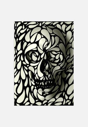 Ali Gulec Skull - Gulec Art