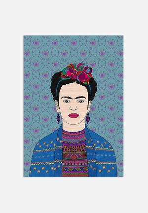 Bianca Green Frida Kahlo Art