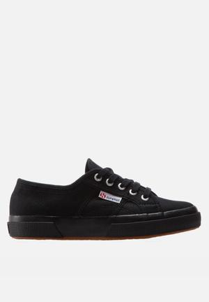 SUPERGA 2750 Cotu Sneakers Premium Canvas Upper & Vulcanised Gum Sole