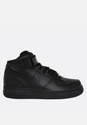 Nike Air Force 1 Mid '07 Sneakers Black