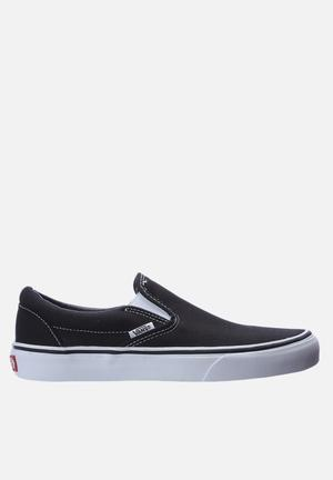 Vans Classic Slip On Sneakers Black & White